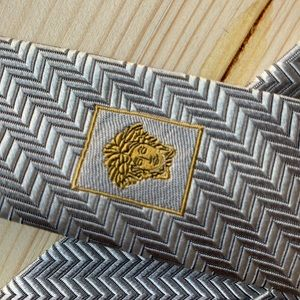 Authentic Versace Tie